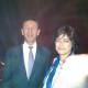 Dott.ssa Rosana Angelica Botana e il Console Italiano a Buenos Aires, Giuseppe Scognamiglio